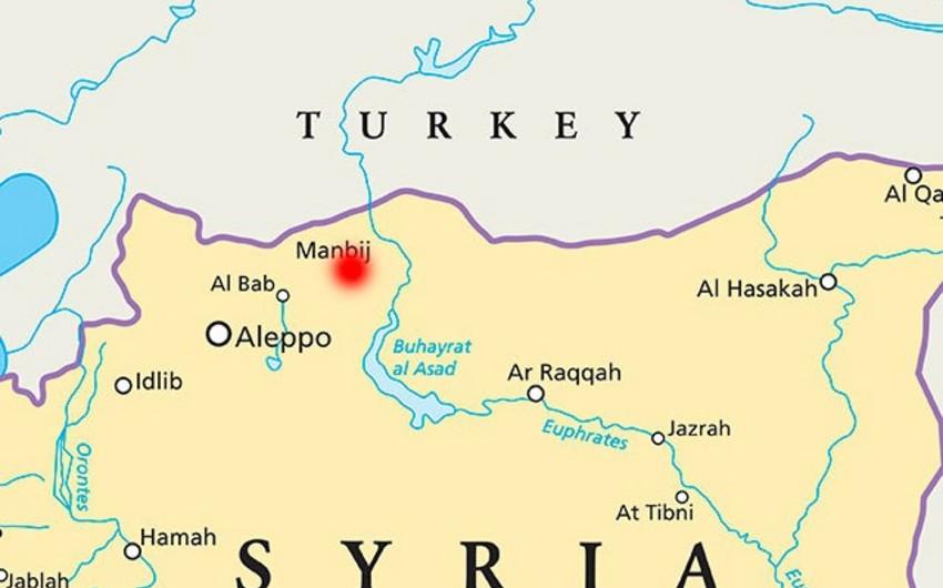 Türkiyə və ABŞ hərbçiləri Minbicdə birlikdə patrul xidməti həyata keçirir