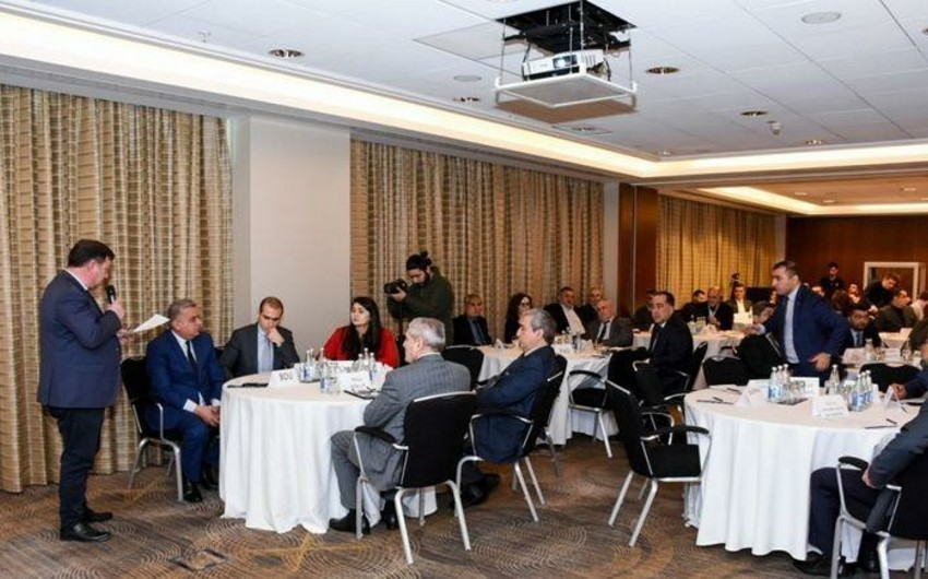 Bakıda ovçuluqla bağlı beynəlxalq forum keçirilir - FOTO