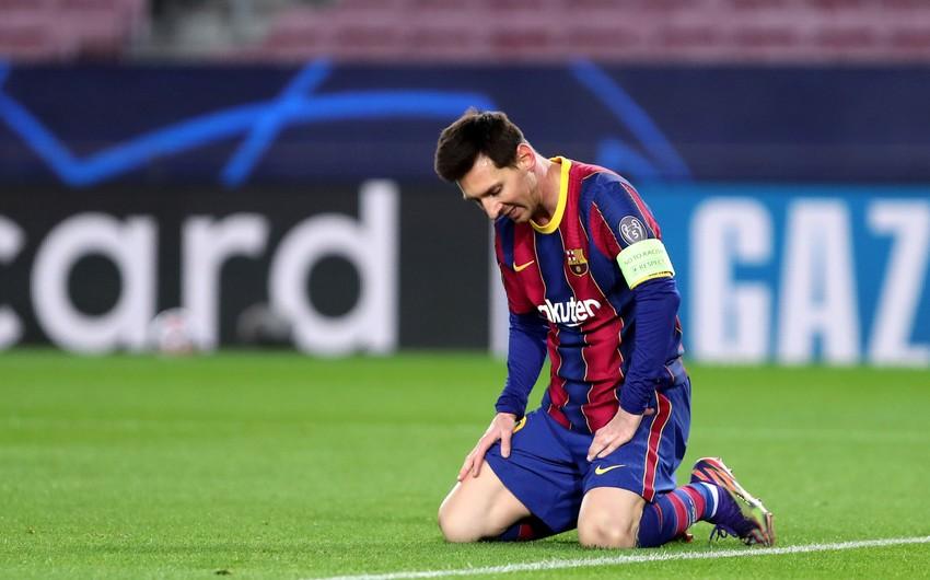 Messi müqavilə şərtlərini 3 dəfə pozub