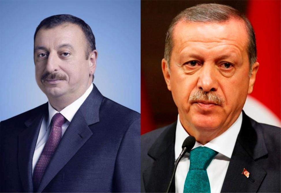 President of Azerbaijan expresses his condolences to Turkish counterpart