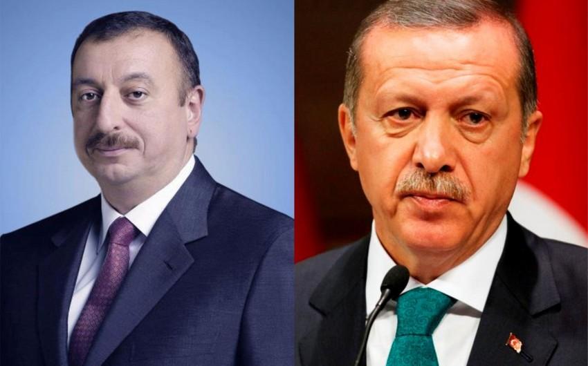 Президент Азербайджана выразил соболезнования турецкому коллеге