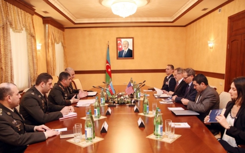 Current state and development prospects of Azerbaijan-US military cooperation discussed