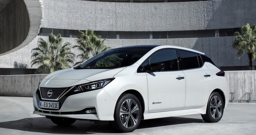Nissan огласил сроки полного перехода на выпуск электромобилей