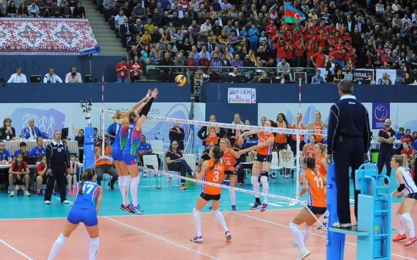 Voleybol üzrə Azərbaycan çempionatı bu gün başlana bilər