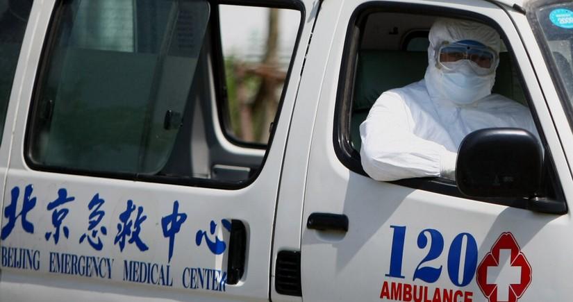 Çində partlayış zamanı 11 nəfər ölüb, 144 nəfər yaralanıb