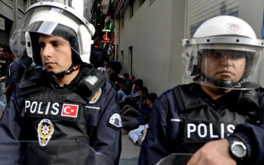 Ankarada 100-ə yaxın etirazçı həbs edilib