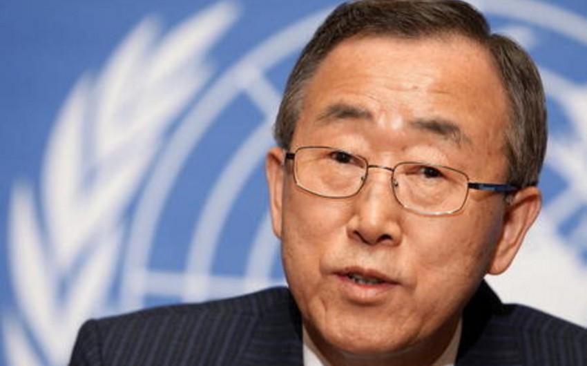 BMT baş katibi Cənubi Koreyada prezident postu uğrunda mübarizə apara bilər