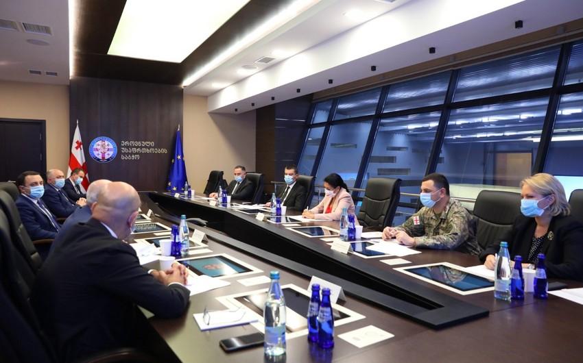 Təhlükəsizlik Şurası: Gürcüstan Azərbaycan qarşısında beynəlxalq öhdəliklərini yerinə yetirir