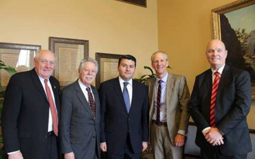Utah Senators intend to develop cooperation with Azerbaijan
