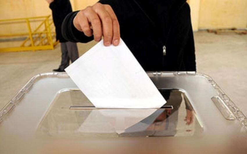 Belarusda parlament seçkilərində 521 namizəd iştirak edəcək