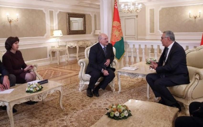 Aleksandr Lukaşenko: Azərbaycanı Avropa Oyunları təşkilatçılığında heç bir ölkə keçə bilməyəcək