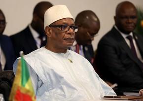 Malinin girov götürülmüş prezidenti sərbəst buraxılıb