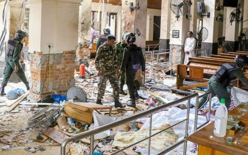 Number of foreign nationals killed in Sri Lanka explosions on April 21 reaches 42 people