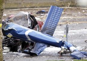 В Зимбабве разбился вертолет ВВС