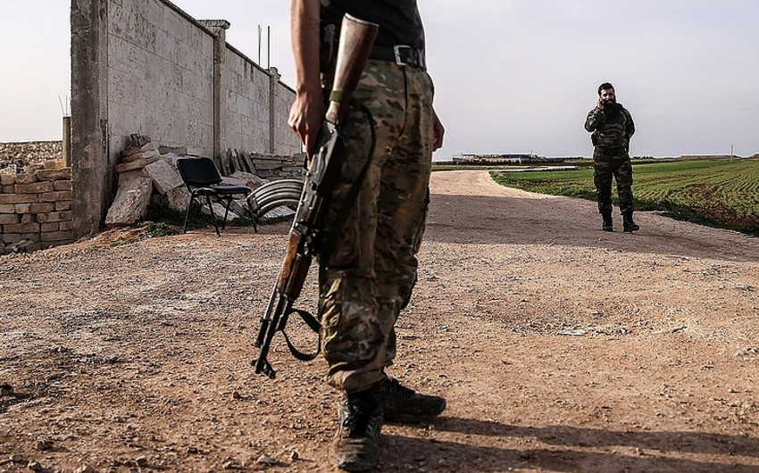 Cəbhət ən Nüsrə terrorçuları Suriyada 40 döyüşçünü edam edib