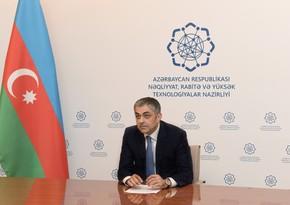 Рамин Гулузаде: Провокации Армении препятствуют развитию ИКТ в регионе