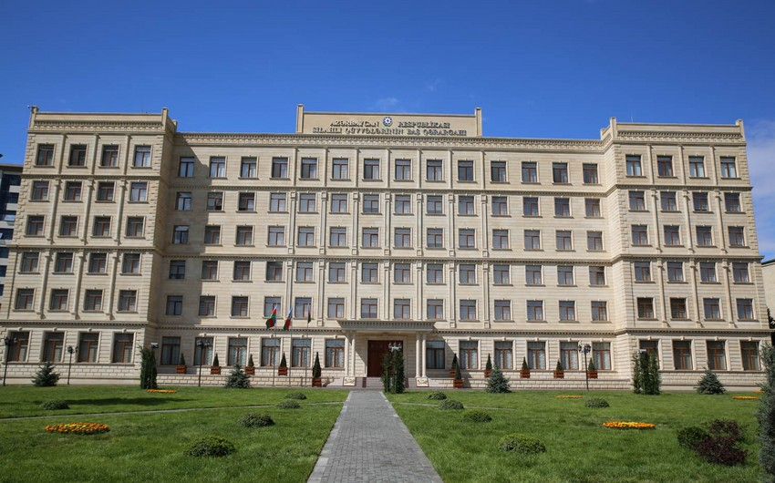 Chief of General Staff of Azerbaijani Armed Forces leaves for Russia