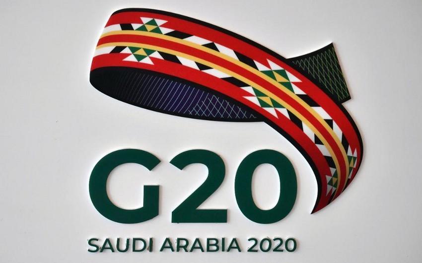 G20 maliyyəçiləri koronavirusun dünya iqtisadiyyatına təsirini müzakirə edəcək