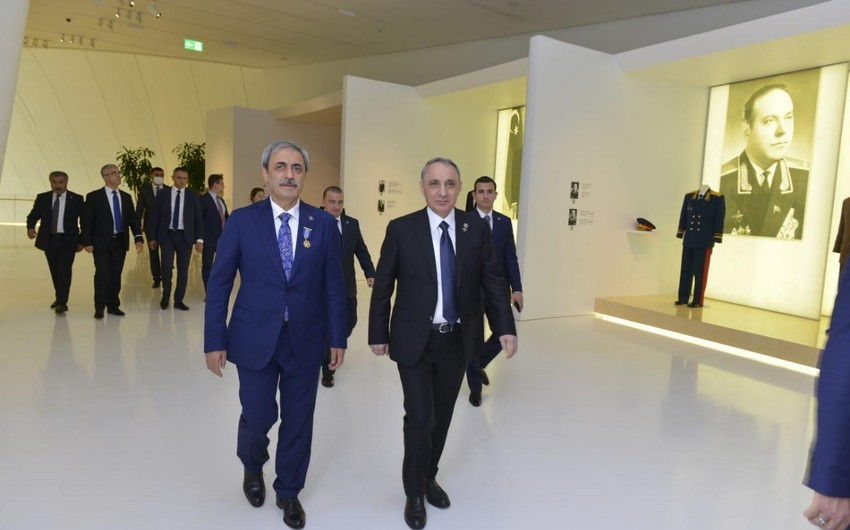 Türkiyənin Baş prokuroru azərbaycanlı həmkarına zəng edib