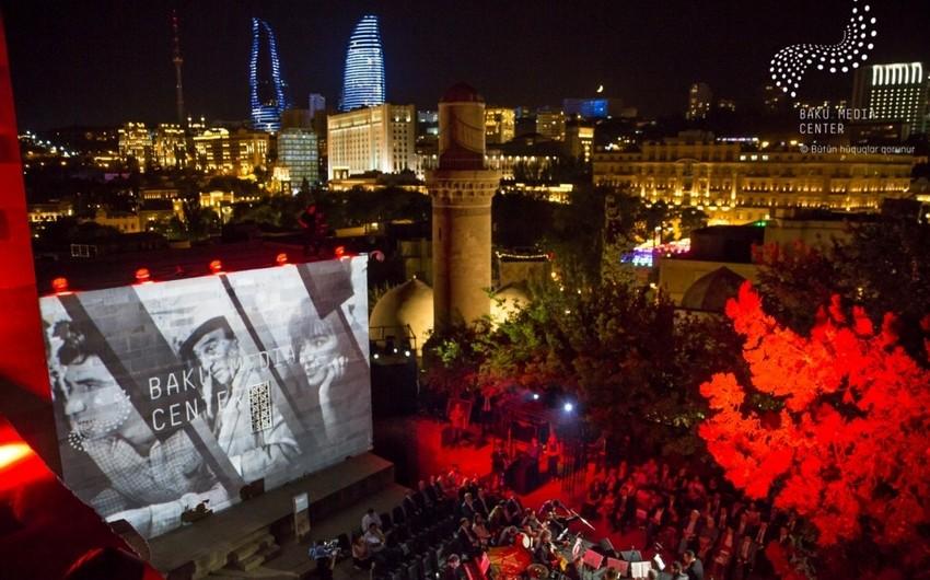 Azərbaycan kinosunun 120 illiyinə həsr olunan musiqi axşamı keçirilib