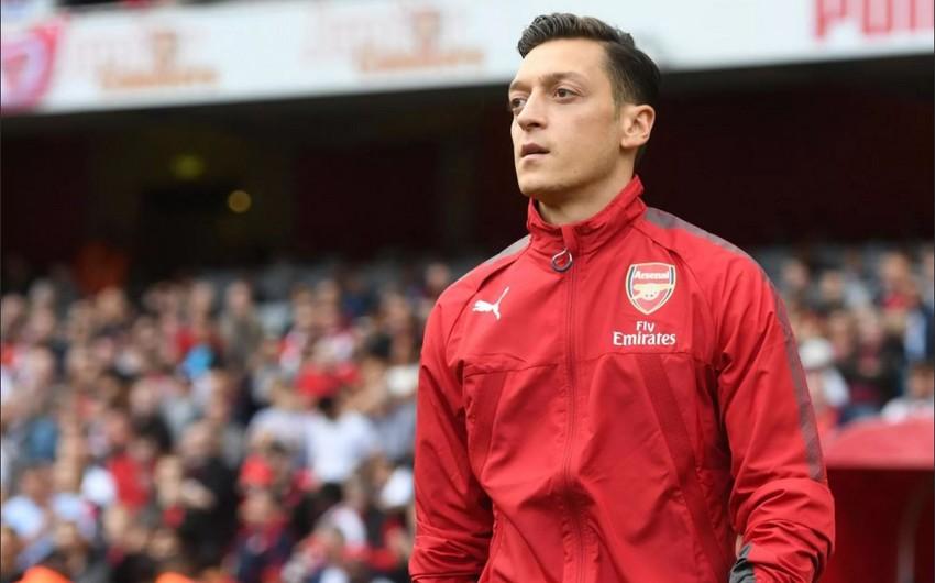 Mesut Özil İslam dünyasına müraciət etdi