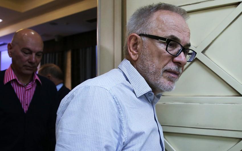 Гаджи Гаджиев ушел с поста главного тренера Амкара