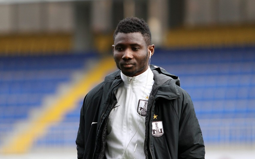 Neftçinin futbolçusu Qvineya millisinə çağrıldı