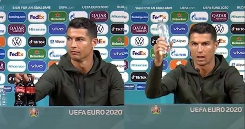 AVRO-2020: UEFA futbolçulardan içki butulkalarına toxunmamağı xahiş edib