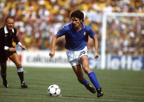 Əfsanəvi italiyalı futbolçu vəfat etdi