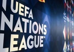 Azərbaycan UEFA Millətlər Liqasına məğlubiyyətlə başladı