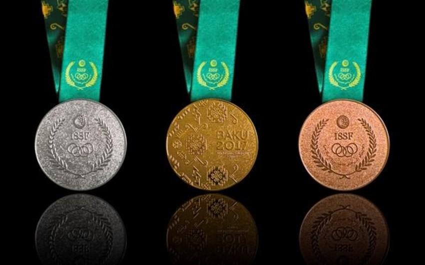 İslamiada: Azərbaycan medal əyarında Türkiyəni keçib - İCMAL - CƏDVƏL