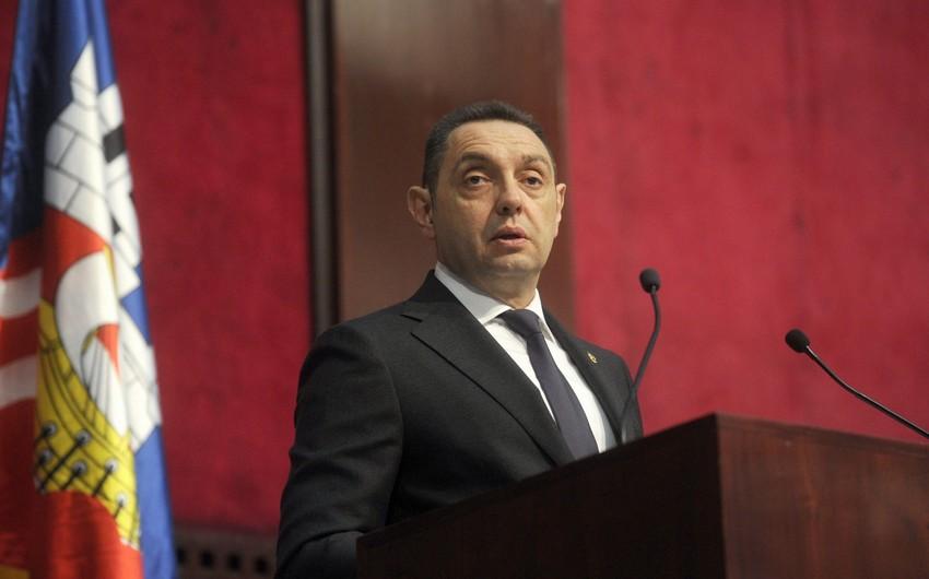 """Nazir: """"Serbiya NATO-ya üzv olmayacağına söz verib"""""""