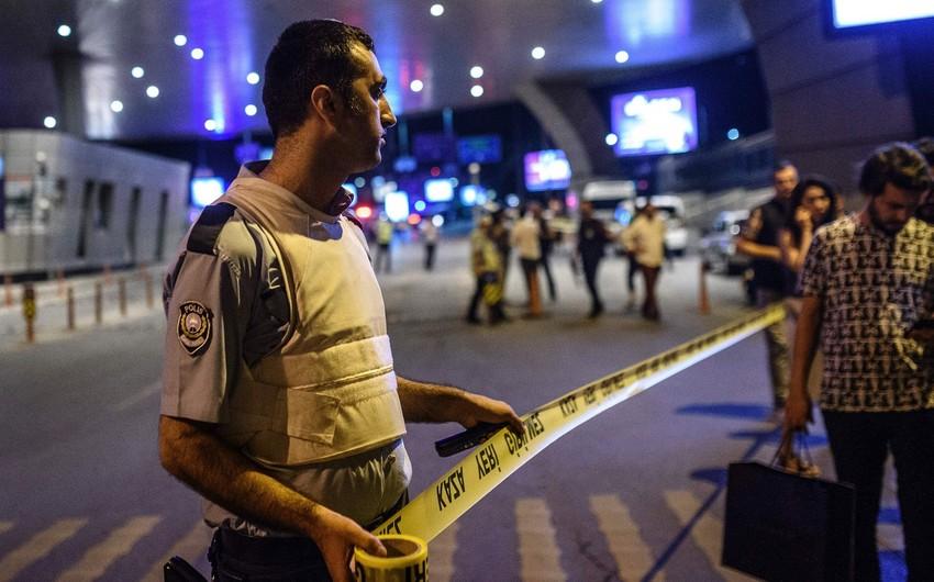 İstanbulda törədilmiş terror aktında əli olmaqda şübhəli bilinən 11 nəfər həbs edilib