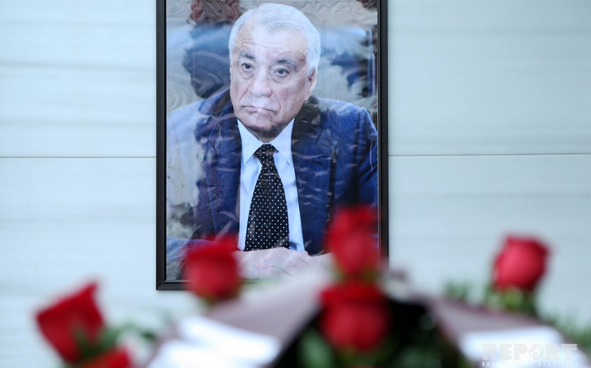 SOCAR-da Natiq Əliyev anılıb