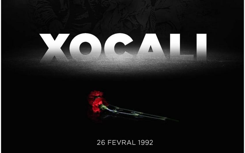 Niderland Sosialist Partiyasına Xocalı soyqırımı ilə bağlı qətnamə layihəsi təqdim edilib