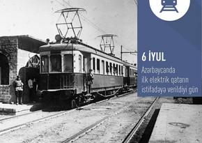 Azərbaycan Dəmir Yolları üçün əlamətdar gün!