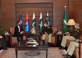 Chairman of Pakistani Joint Staff makes statement on Karabakh