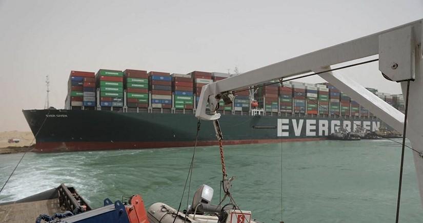 Стоимость морских перевозок выросла в разы из-за транспортного коллапса