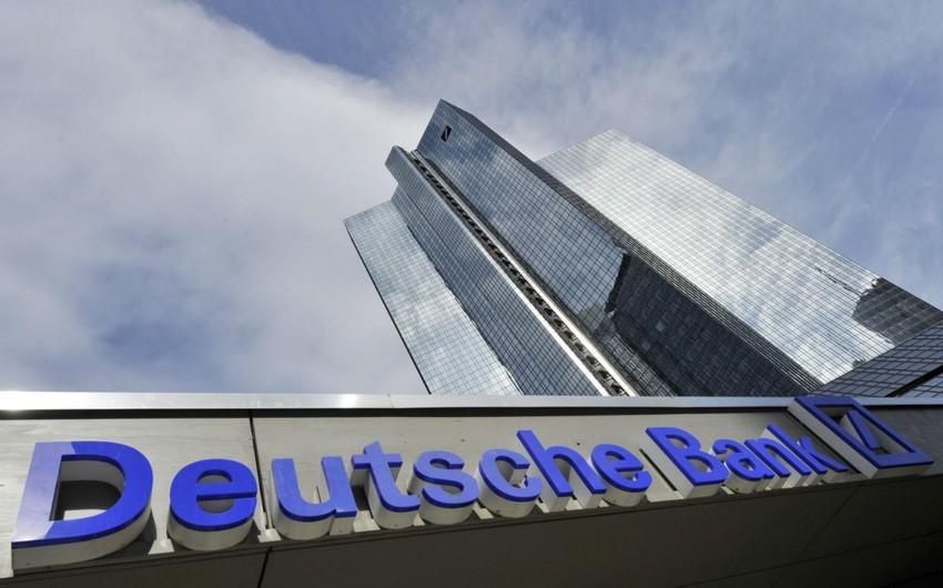 Deutsche Bank: Neftin 70 dollar/barel qiyməti çox yüksək rəqəmdir