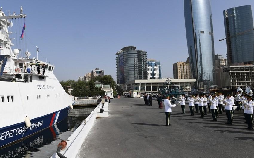 Azerbaijan and Russia hold joint drills in Caspian Sea