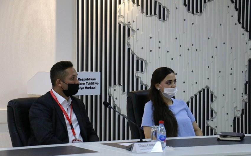 EnterpriseAzerbaijan.comportalında İslam İnkişaf Bankı ilə görüş keçirilib