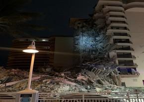 При обрушении здания во Флориде погибли три человека