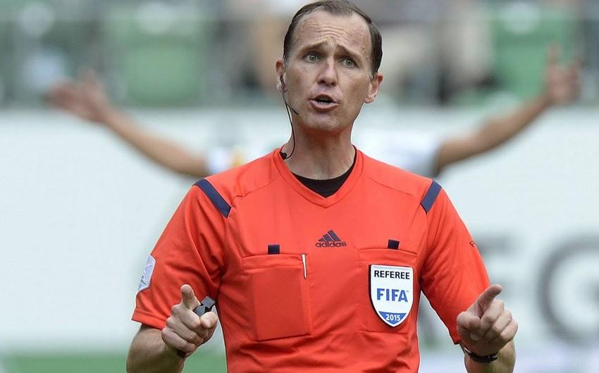 Referees of Azerbaijan-Canada match announced