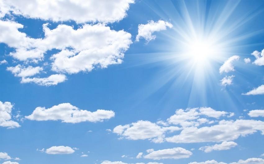 ETSN: Sabah havanın temperaturu aşağı enəcək