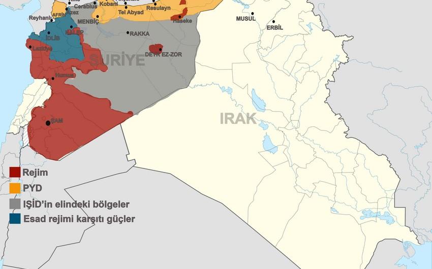Türkiyə ordusu Suriyanın daha iki kəndini İŞİD-dən azad edib