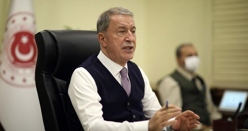 Хулуси Акар: Турция продолжит предпринимать все шаги для поддержки Ливии