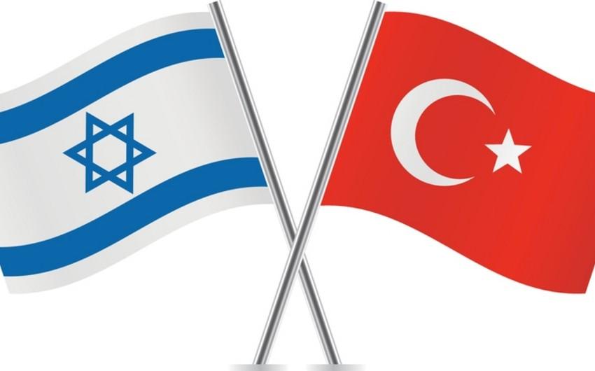 İsrail və Türkiyə arasında son altı ildə ilk siyasi məsləhətləşmələr keçirilib