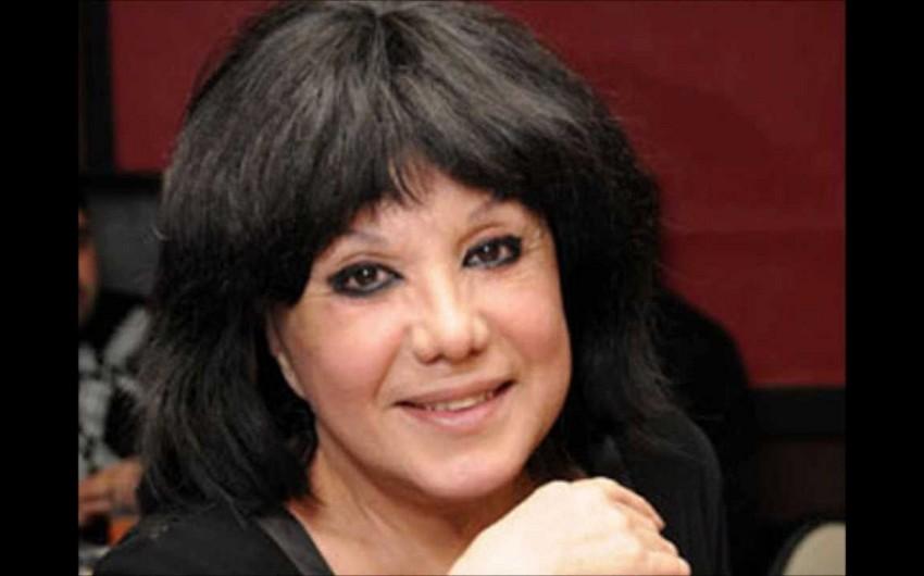 Xalq artisti Flora Kərimovanın 75 yaşı tamam olur