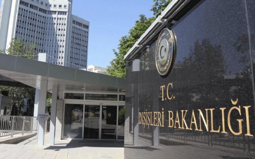 Türkiyə ABŞ-ın BMT-də Qüdslə bağlı qətnaməni bloklamasını tənqid edib