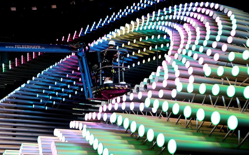 Eurovision-2015 mahnı müsabiqəsinin səhnə dizaynı təqdim olunub
